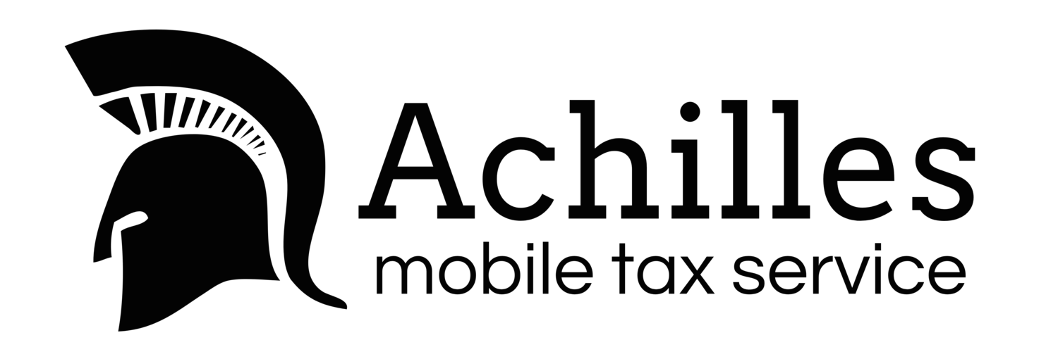 Achilles Mobile Tax Service