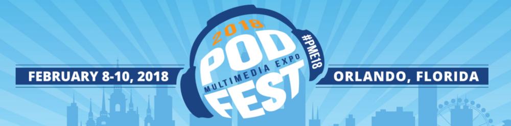 Speaker at 2018 Podfest Multimedia Expo