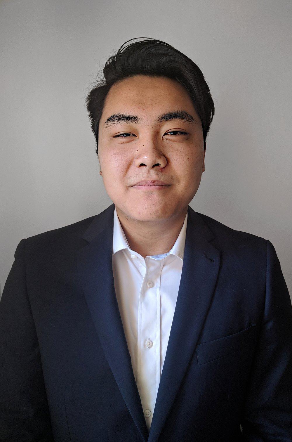 Simon Lu   Vice President Finance
