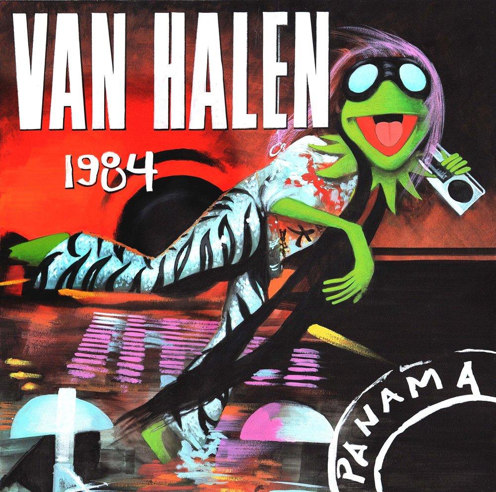 Van Halen Panama