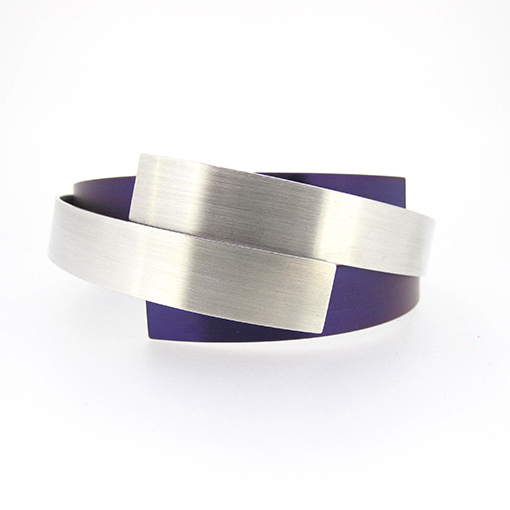 Vanessa-Williams-silver-and-titanium-bangle-purple.jpg