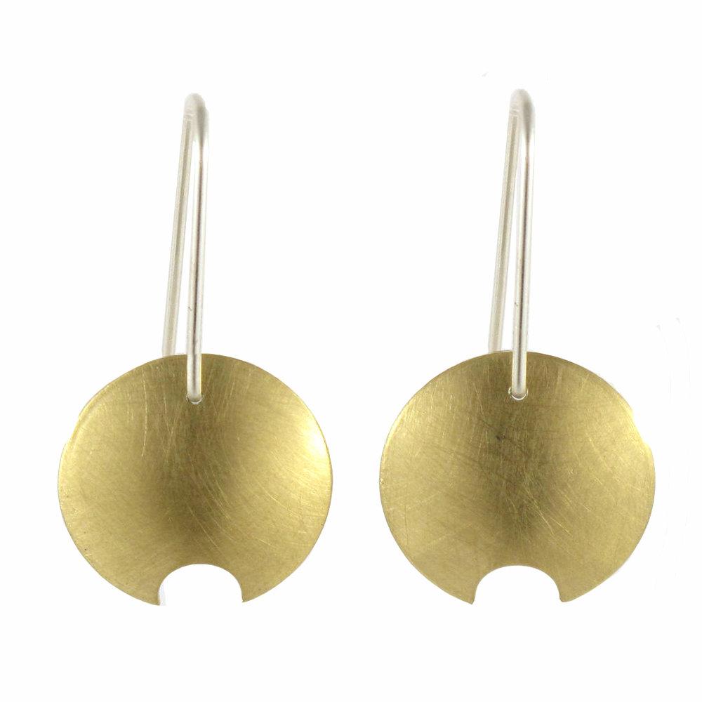 Melanie Ihnen pod earrings