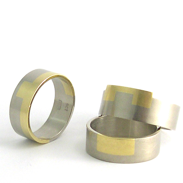 Married Metal Wedding Rings