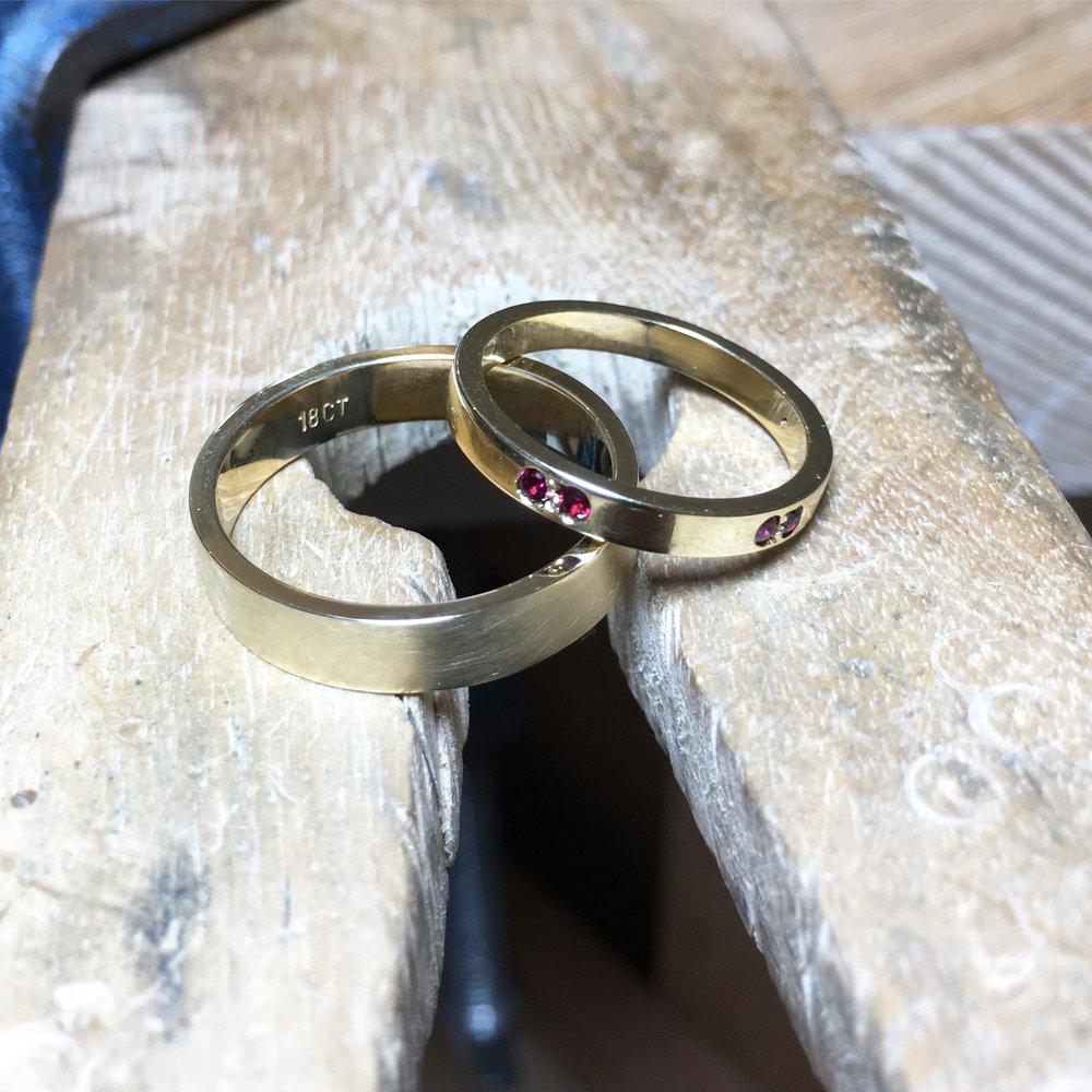 wedding ring class