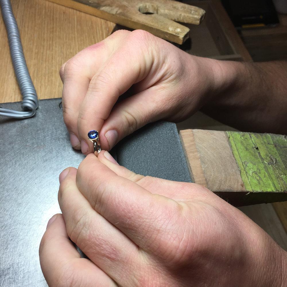make your own wedding ring sydney