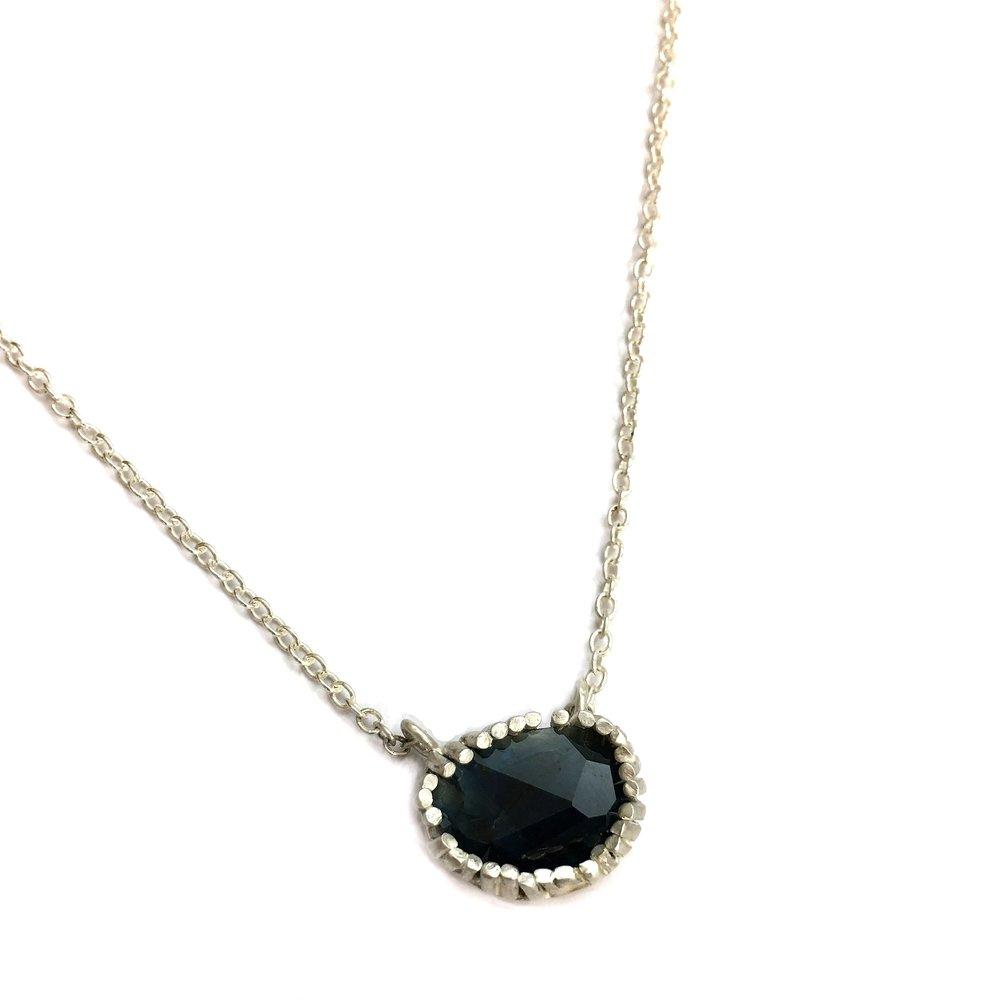 Aphra Ellen sapphire necklace