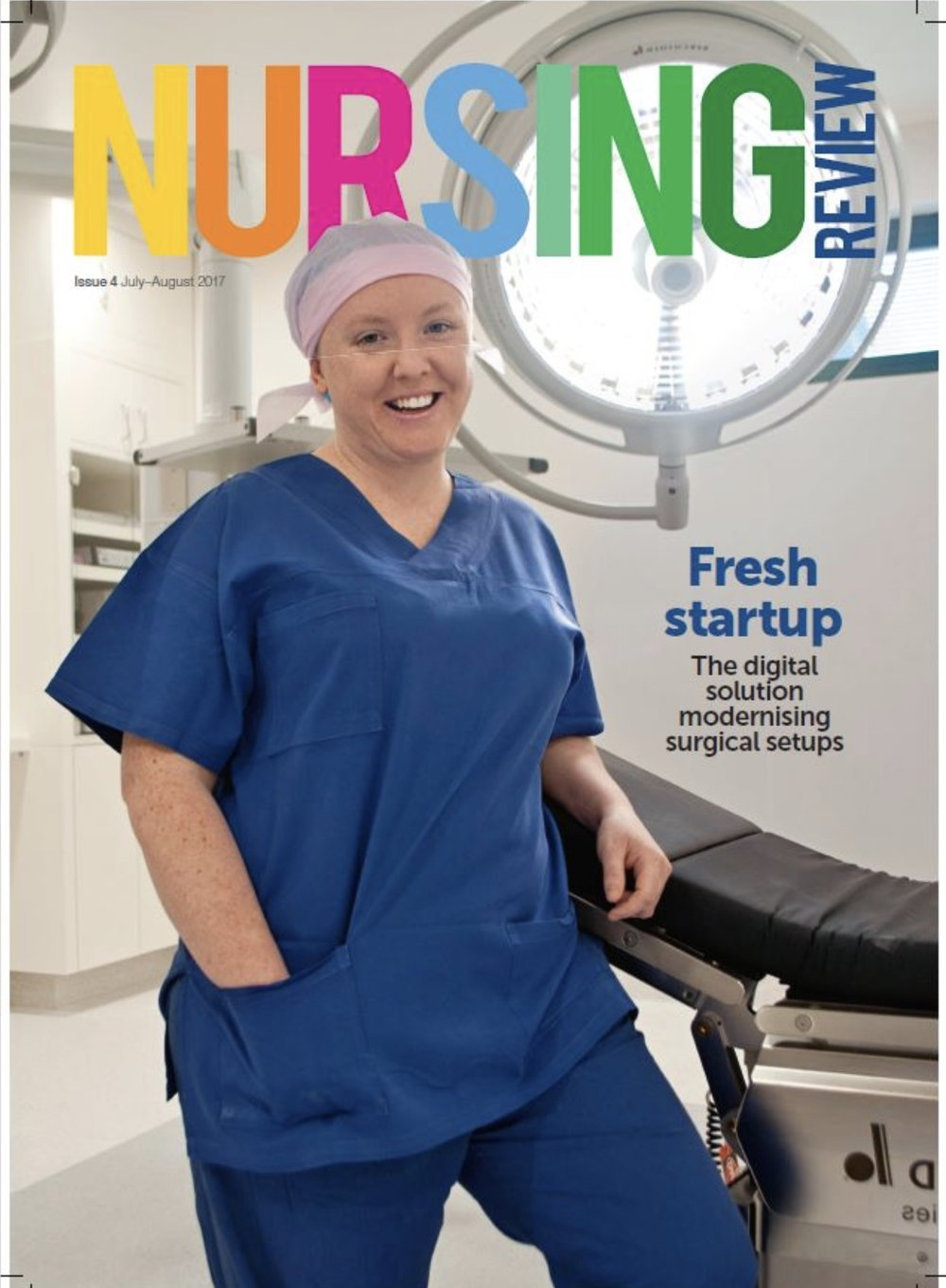 Scrubit in Nursing Review and    The Collective Hub
