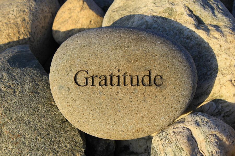 Gratitude: The Magic 9-Letter Word