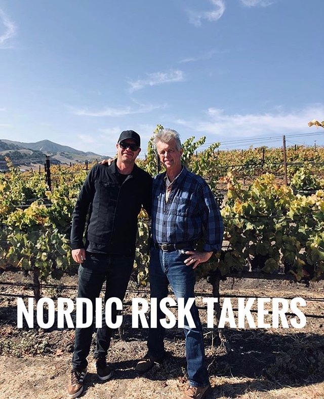 APRIL 4TH - we're excited to be back with our Nordic Nights! This time we have invited wine maker, Peter Work from @ampeloscellars . Click the link in our bio to get your ticket.
