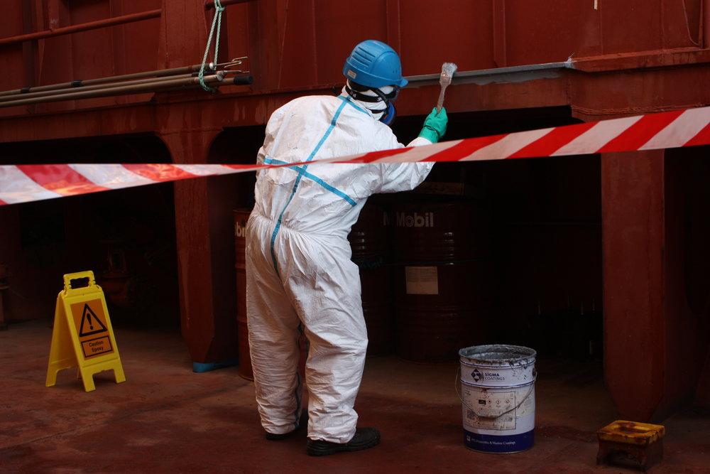 Har du styr på håndteringen af kemikalier til søs?