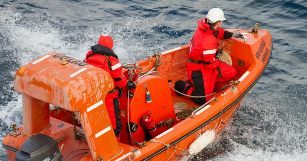 "Join us in ""Managing Medical Emergencies at Sea: Risks and responses"""