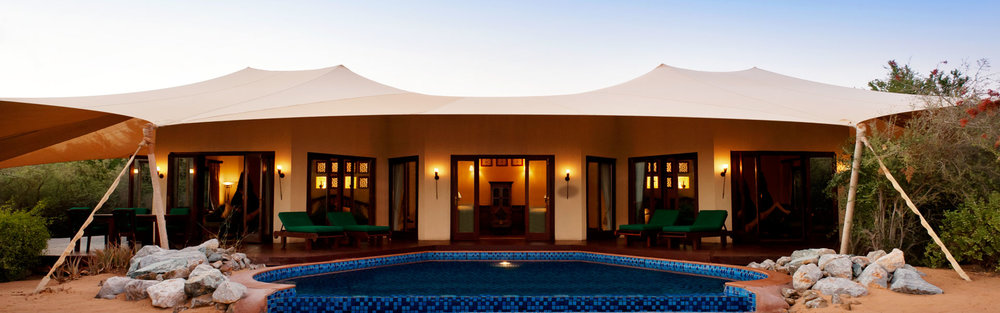 Al Maha, a Luxury Collection Desert Resort & Spa, Dubai | Verve Marketing