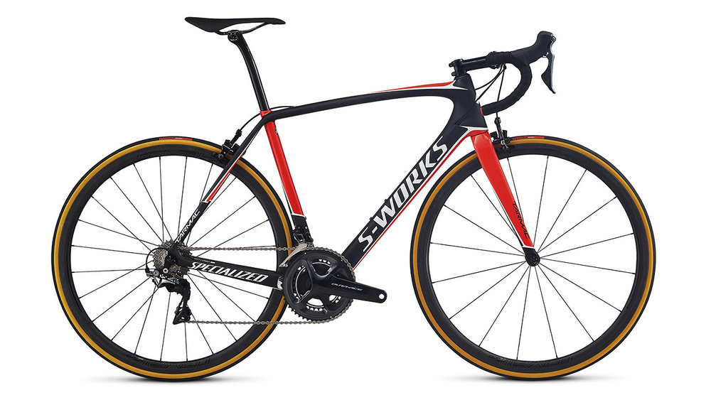 BIKES - We stock Apollo, Fondriest, Fuji, Ridley and Specialized.