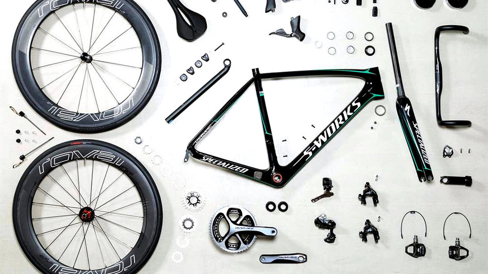 BIKE SERVICES - Our experienced mechanices will solve any problem.