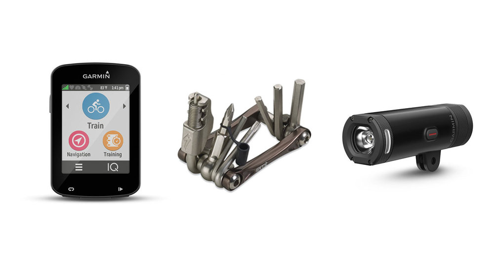 GEAR - We stock Quarq, stages and power tap power meters.