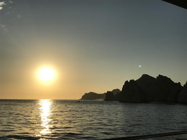 "Photo by Evolve Benton  ""Sunset in Cabo"""