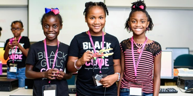 Black Girls Code   Photo Credit: Tech Crunch