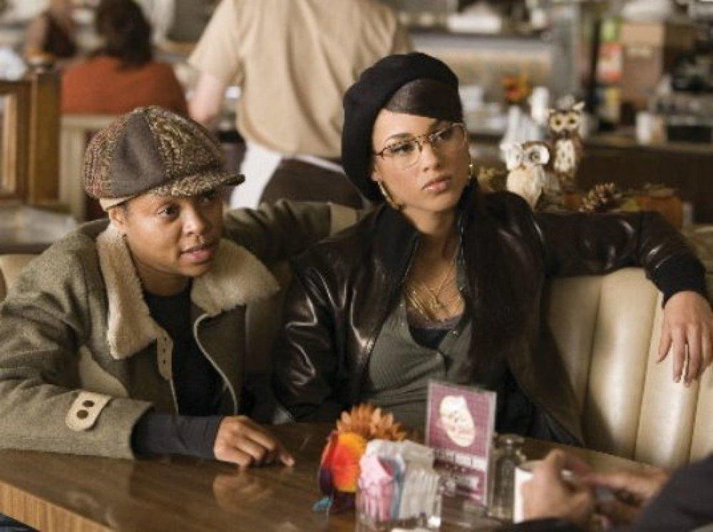 Still from  Smokin' Aces ( Taraji P. Henson & Alicia Keys)
