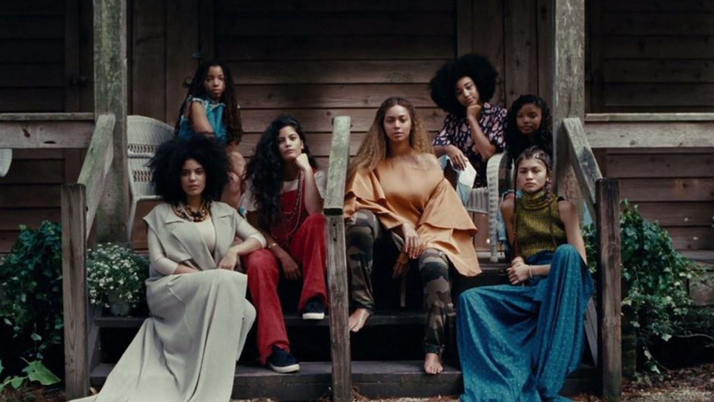 Still from  Lemonade