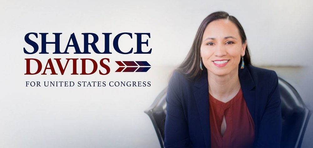 Photo via: Shariceforcongress.com