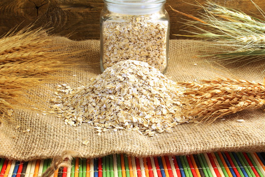 Range Of Home Rolled Grains Available For Ruminant & Poultry