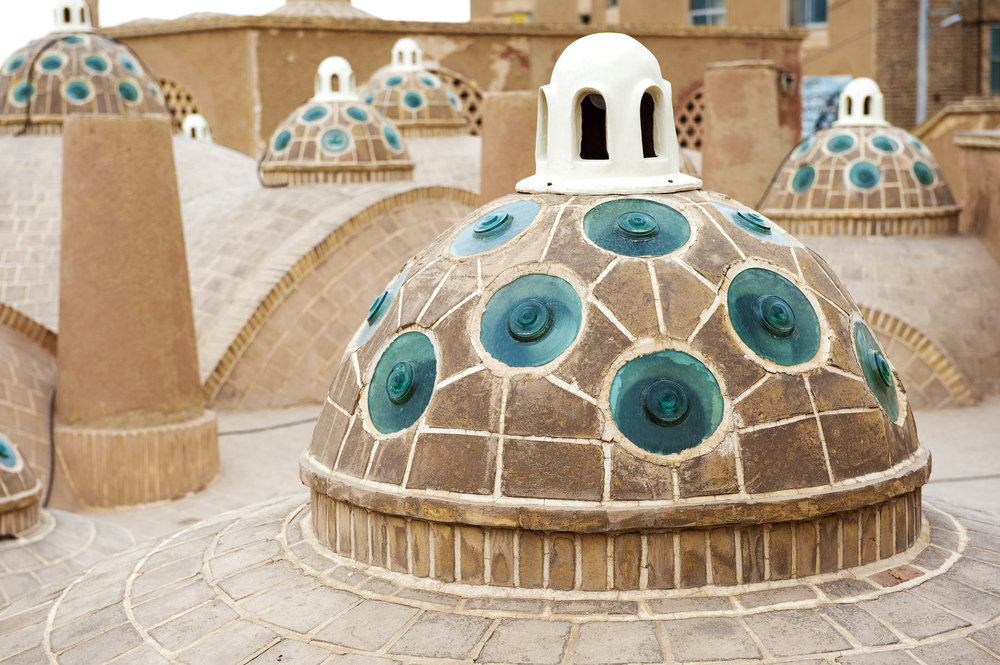 'Airco' in Kashan