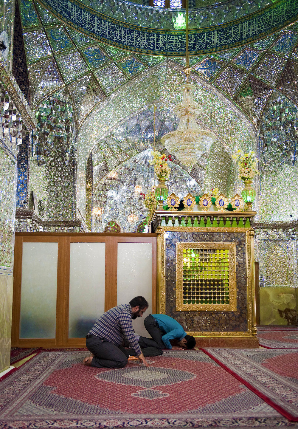 Emamzadé-ye Ali Ebn-e Hamze mosque in Shiraz
