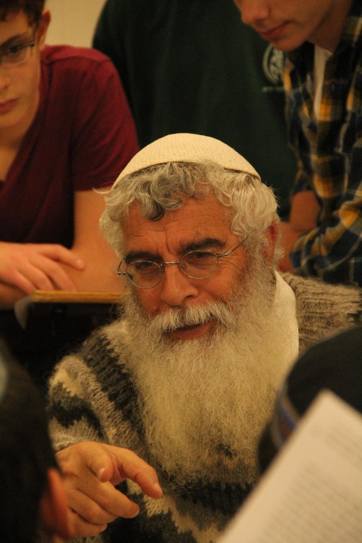 Rav Dov Zinger