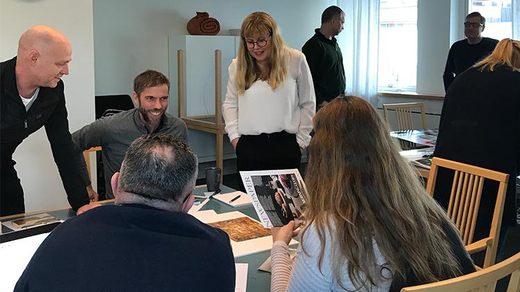 I fredags hade vi förmånen att hålla en spännande workshop om processledning hos Huge Fastigheter.