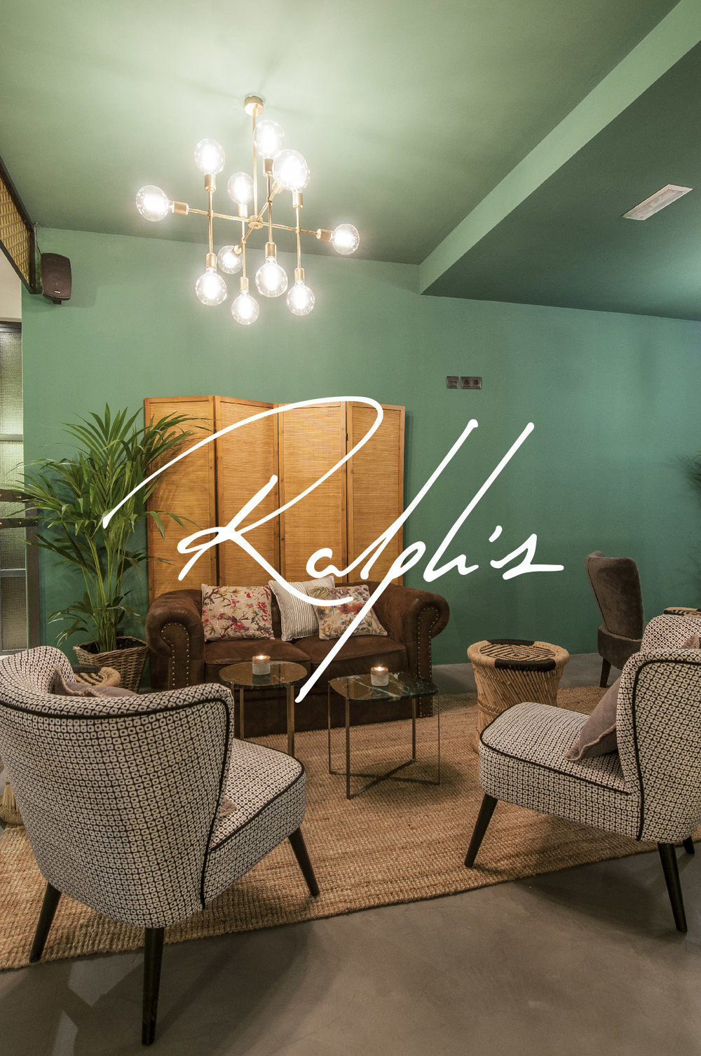 Restaurante Ralph's del grupo Gamchulo