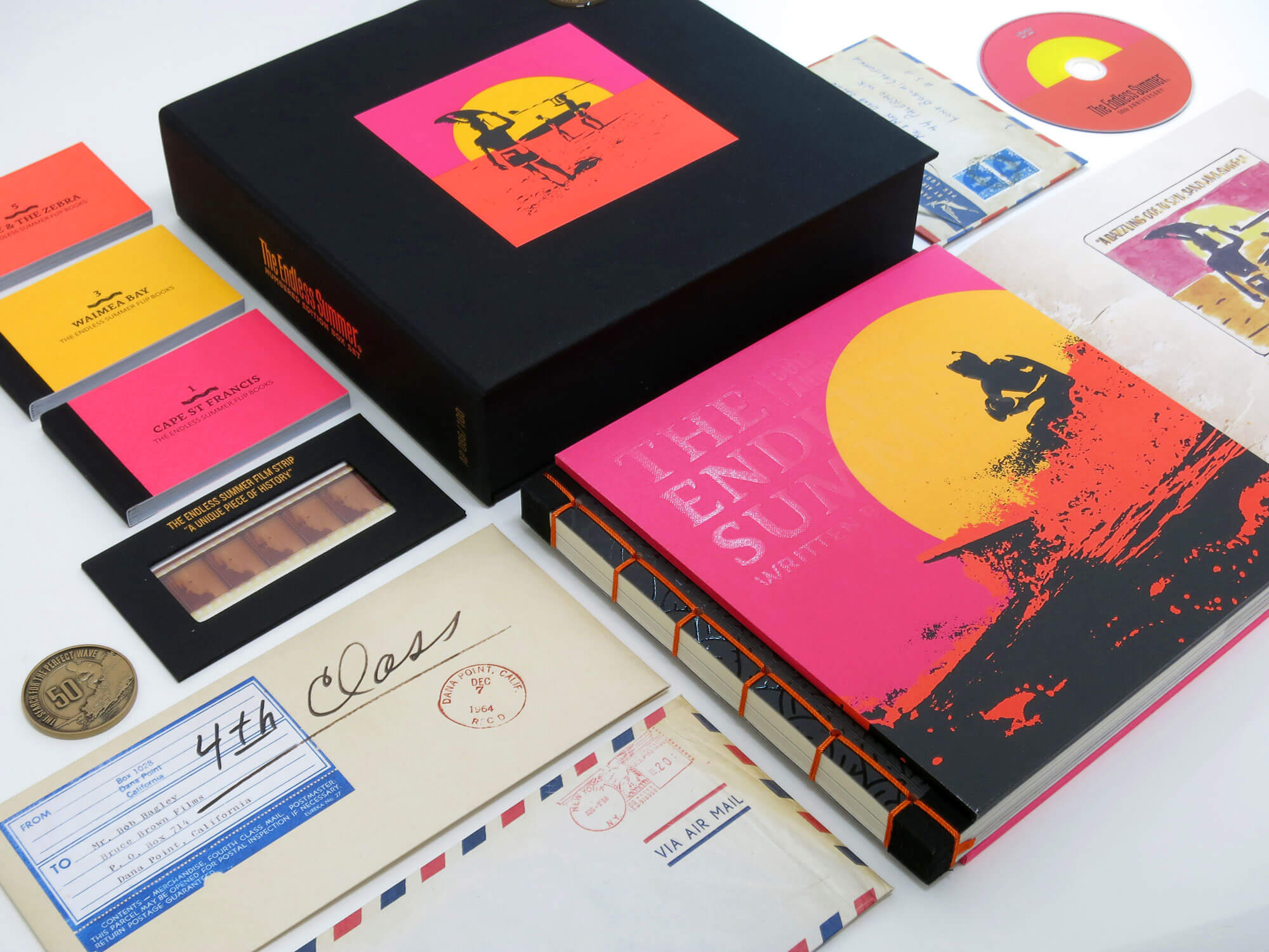 the endless summer limited edition book box set bruce brown films