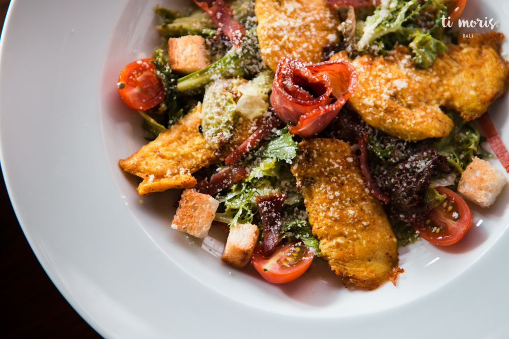 Island Caesar Salad