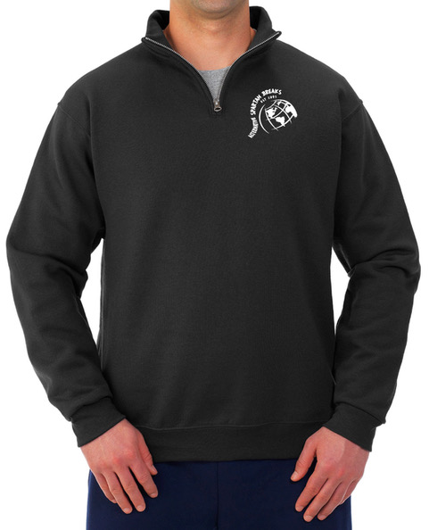 Black Quarter Zip  $25