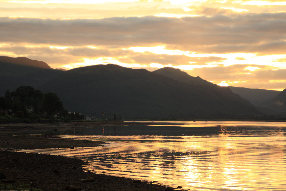Holy Loch, near Dunoon