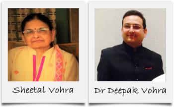 Dr Deepak Vohra Testimonial for David William Psychic Medium