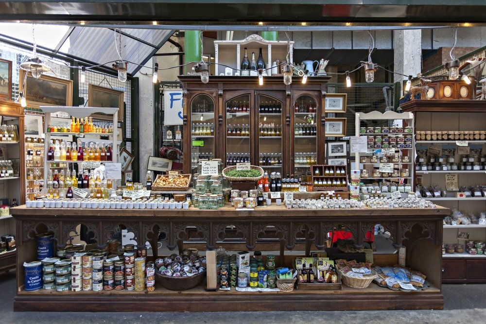 London Bridge Area - Borough Market Stall.jpg