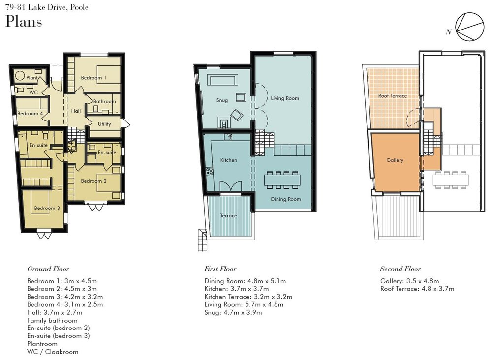 Lake Drive - Suggested Floor Plan - Plot 79 & Plot 81.JPG