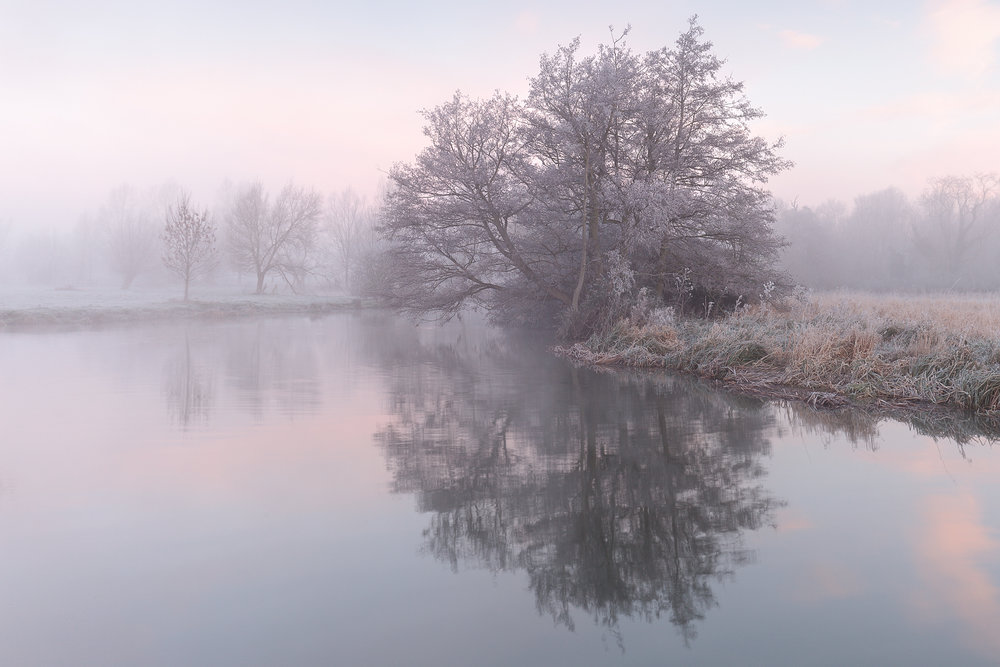January - River Stour, Suffolk