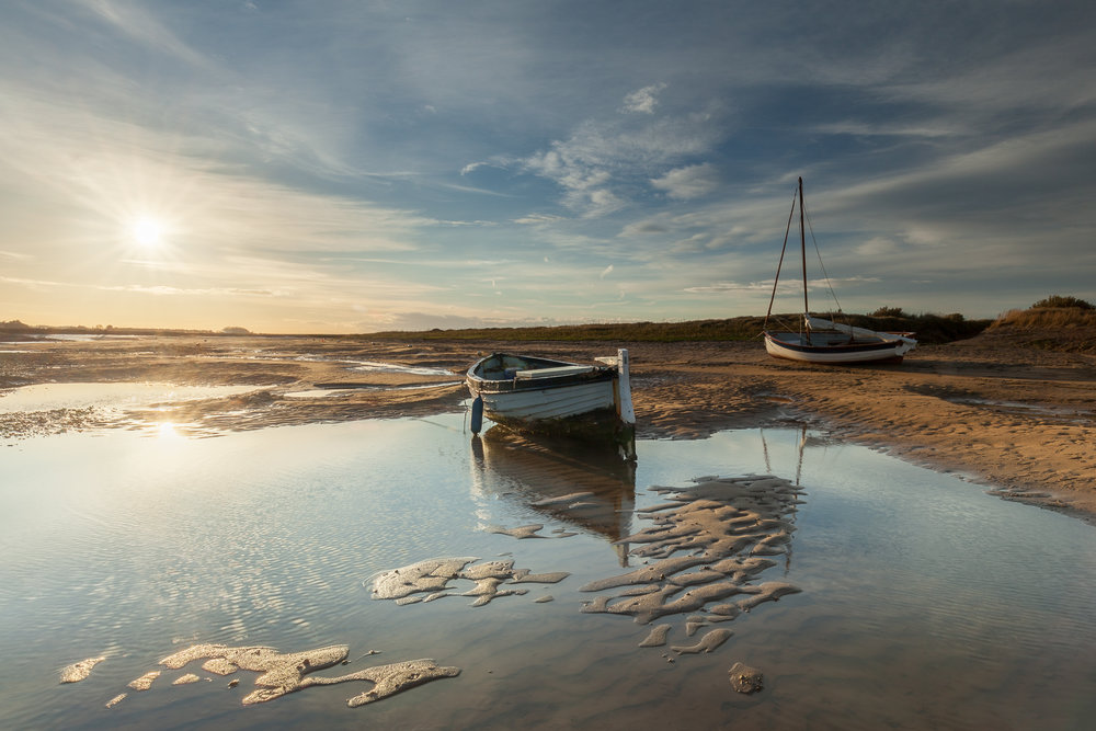 March - Burnham-Overy-Staithe, Norfolk
