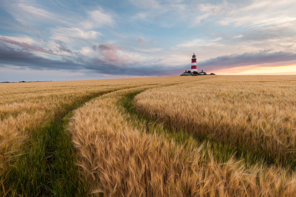 July - Happisburgh, Norfolk