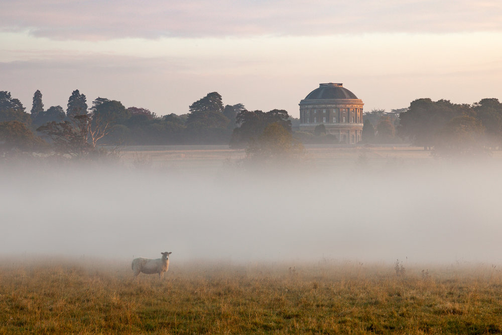 October - Ickworth House, Suffolk