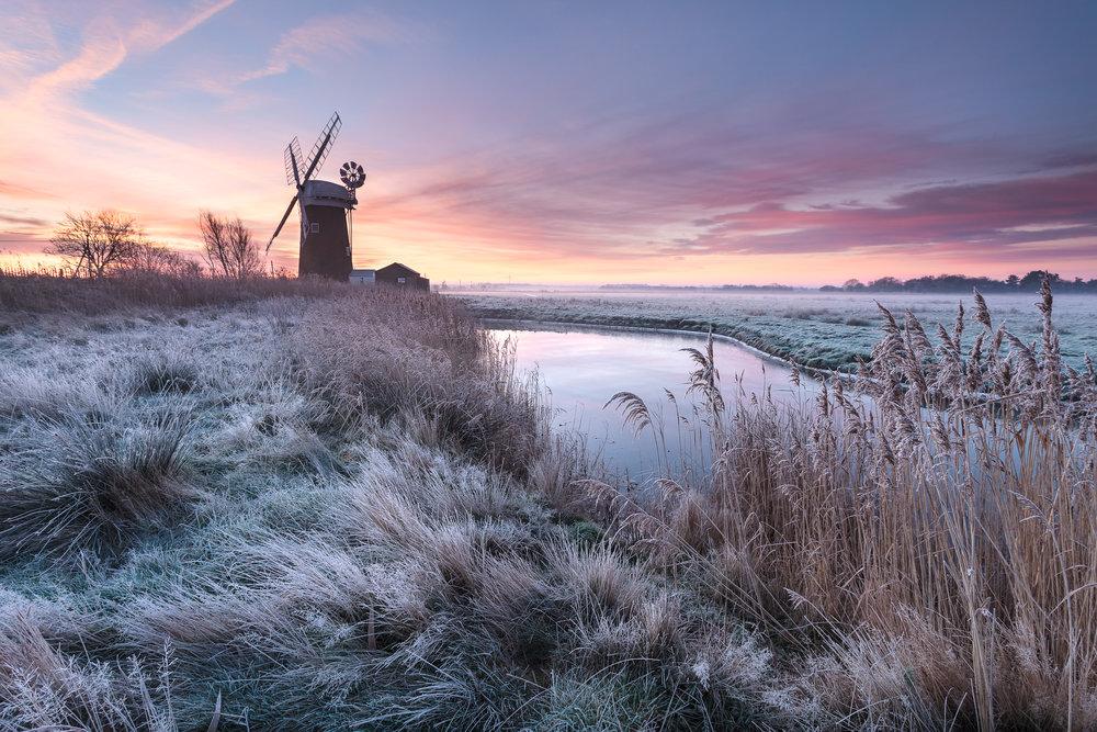 Pastel - Horsey, Norfolk