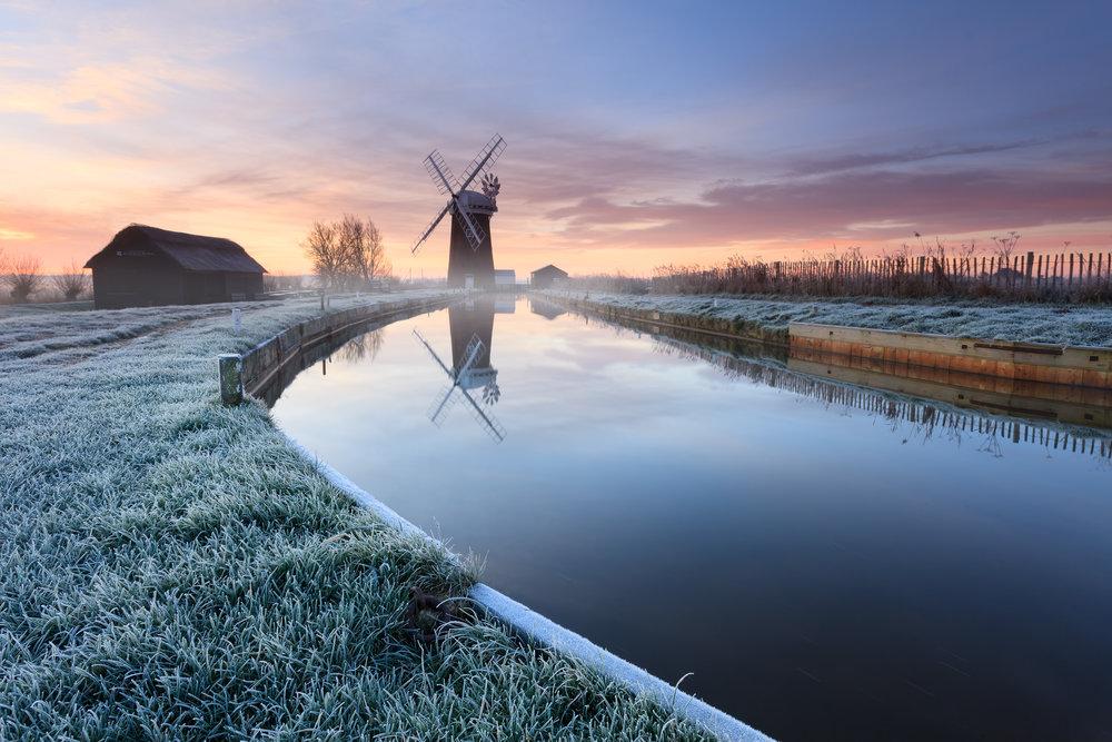 Deserted - Horsey Staithe, Norfolk