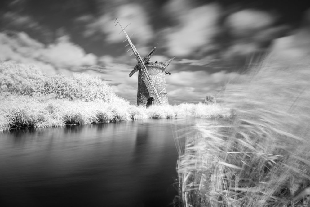 Blustery at Brograve Mill - Horsey, Norfolk