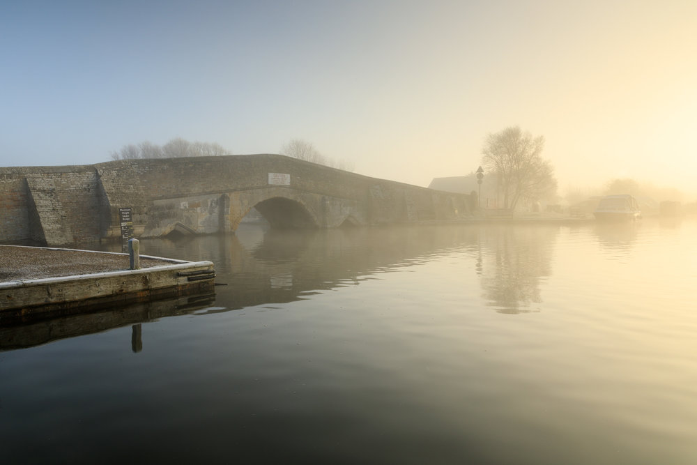 A bridge too far - Potter Heigham, Norfolk