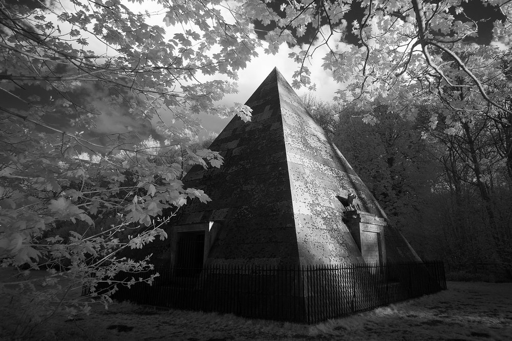 The Mausoleum - Blickling, Norfolk