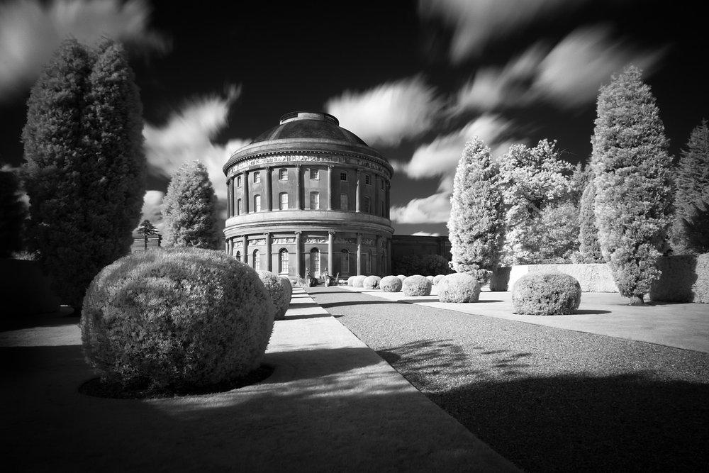 The Rotunda - Ickworth, Suffolk
