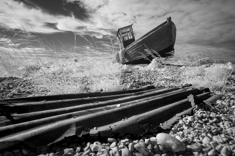 Going nowhere - Dungeness, Kent