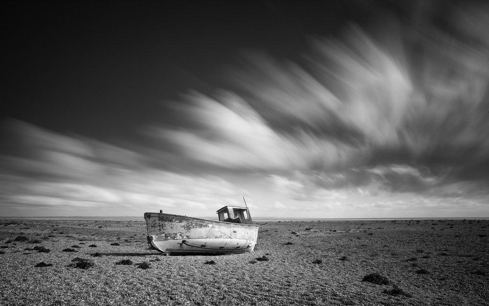 Dry run - Dungeness, Kent