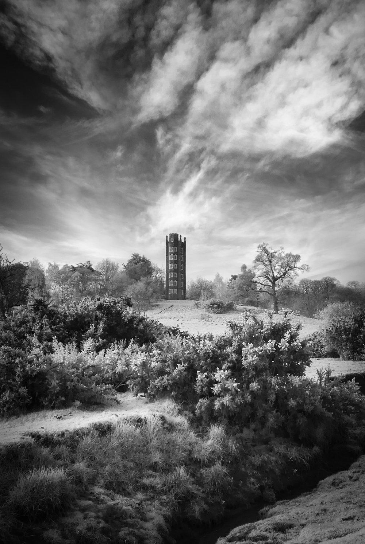 Towering - Freston Tower, Suffolk